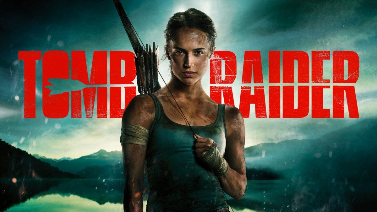 Tomb Raider main character